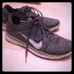 2fb340e181d9 Women s Sparkly Nike Running Shoes on Poshmark